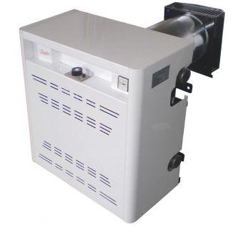 Двухконтурный газовый котел Данко-125УВС. Бездымоходный (парапетный) 125 кВт