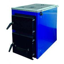 Корди АКТВ 10. Твердотопливный комбинированный котел с плитой на две конфорки 10 кВт