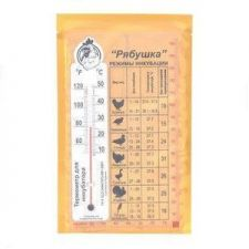 Термометр для инкубатора Рябушка