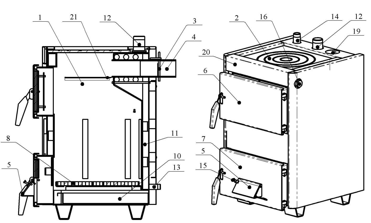 Теплообменник газового котла проскуров каталог грунтовый теплообменник