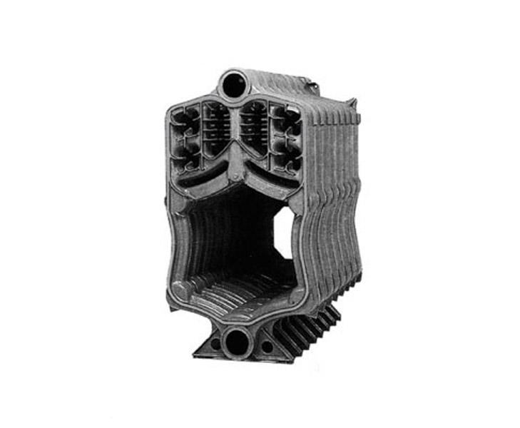 Какой теплообменник лучше чугунный или стальной парапетный газовый котел с чугунным теплообменником