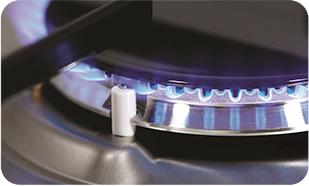 Электроподжиг газовой плиты