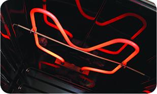 Электрогриль для румяной корочки
