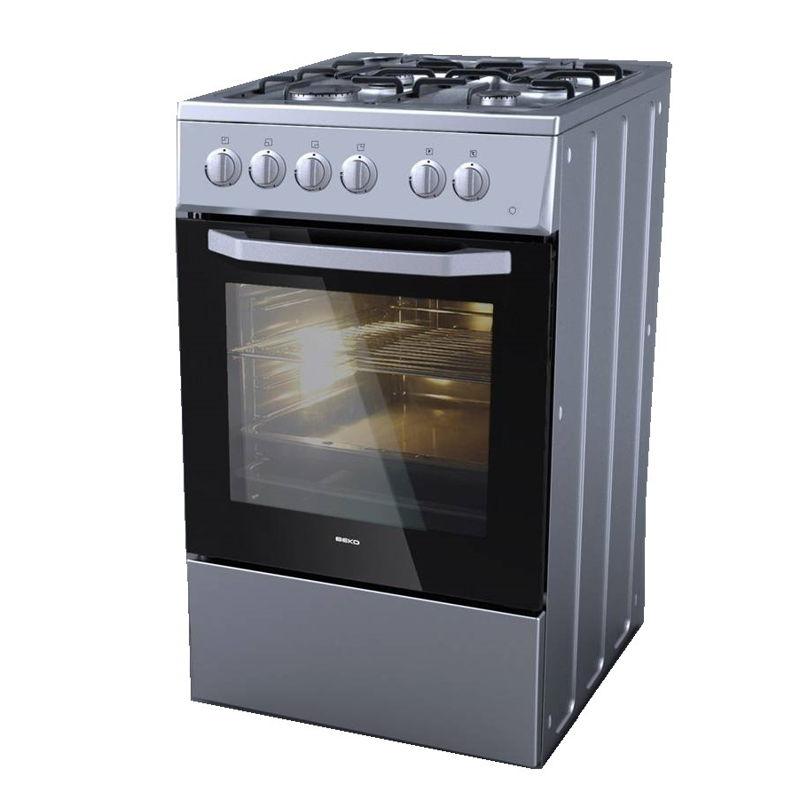 Классическая газовая кухонная плита