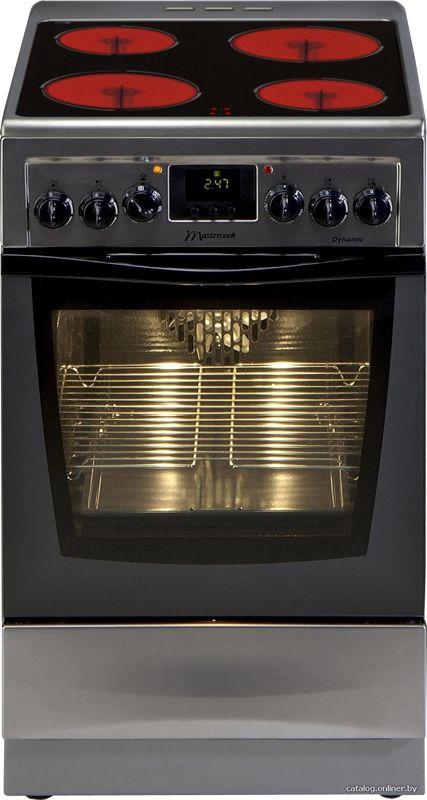Стеклокерамическая кухонная электроплита