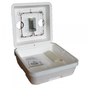Инкубатор Весёлое семейство Инкубатор бытовой 2-Т, 80 яиц (ручной переворот)