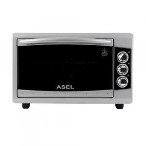 Електропіч ASEL AF-0523 White 38 л