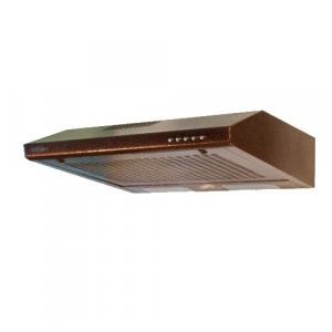 Витяжка PROFIT M Плоская Турбо 3 50 Brown/Inox